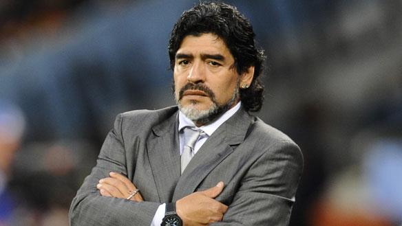 Марадона раскритиковал Роналду и сказал, что он никогда не достигнет уровня Месси