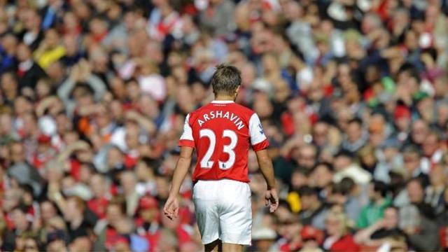 Лондонский «Фулхэм» нацелился на приобретение полузащитника сборной России и «Арсенала» Андрея Аршавина.