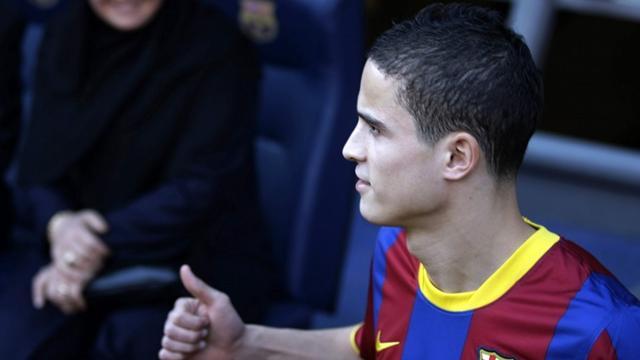 «Шальке» и «Барселона» завершили сделку об аренде полузащитника сборной Голландии Ибрагима Афеллая, сообщает официальный сайт «кобальтовых».