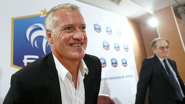 Дешам возглавил сборную Франции